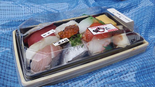 お寿司にケチャップはいけるのか?