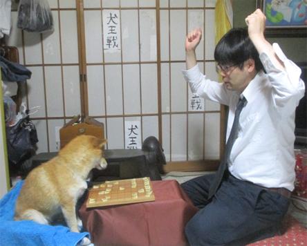 将棋で人間は犬に勝てるのか :: ...