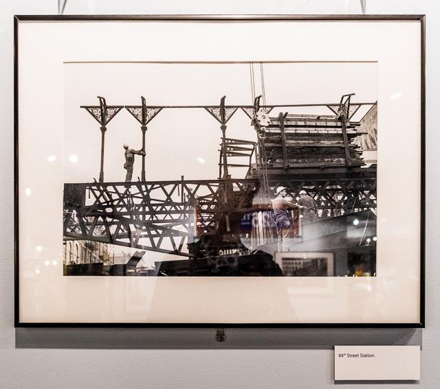 NEW YORK TRANSIT MUSEUM : GRAND CENTRAL GALLERY ANNEX & STORE で行われていた写真展。ふと立ち寄ったら開催されていて、運命的なものを感じた。