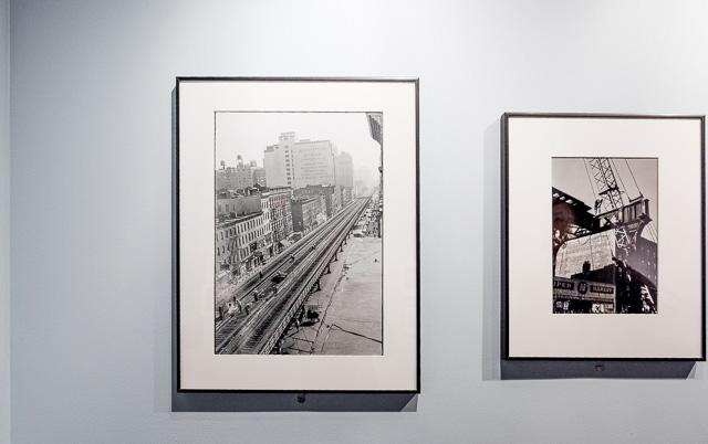 1950年からThird Avenue の高架は地下化されていったという。