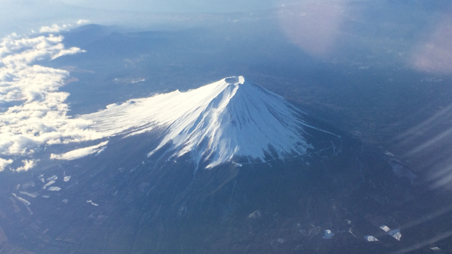 富士山、ありがたいです