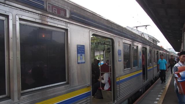東京は、特急や急行にお金かからない場合が多い