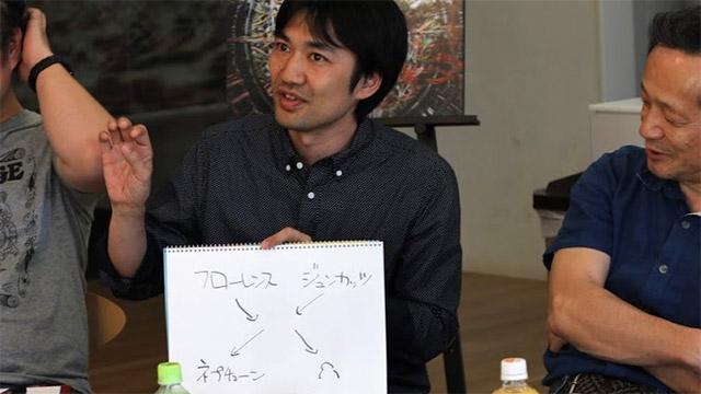 井上マサキさんはネプチューン(お笑いコンビ)が結成に至るまでの経緯にたとえた