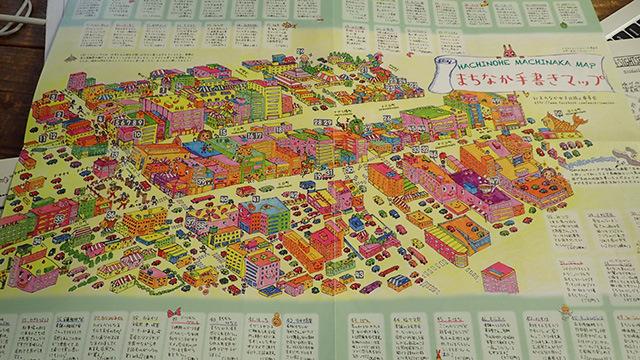 八戸の町は本当はこんなにカラフルではなく「もうちょっと灰色」なのだとか。でも住んでいる人がこう感じているならこれが正解なのだ。