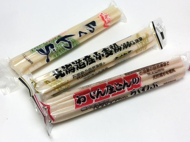 ちくわぶ。ちくわではないということに、東京出身以外のひとは衝撃をうける「ちくわぶ料理の可能性を見極めたい」</a>より