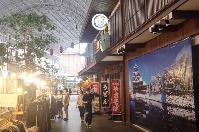 松本城だろうか。お城の雪景色があるのもいい。