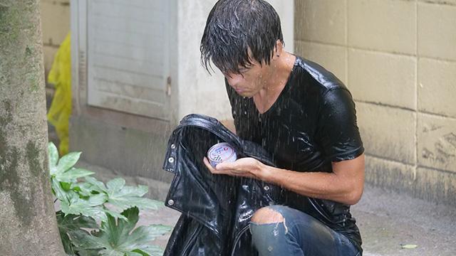食べ物つながりで雨に濡れそぼったツナ缶を保護してもらったのがこちらである