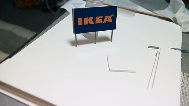 しかし、私が授業で作ったのは家具の模型であってジオラマではありません。調べてみると、模型とジオラマは違うものみたいです。