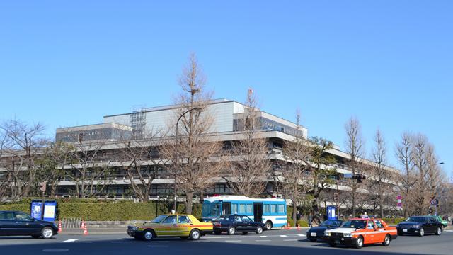 国立国会図書館(イメージ画像)