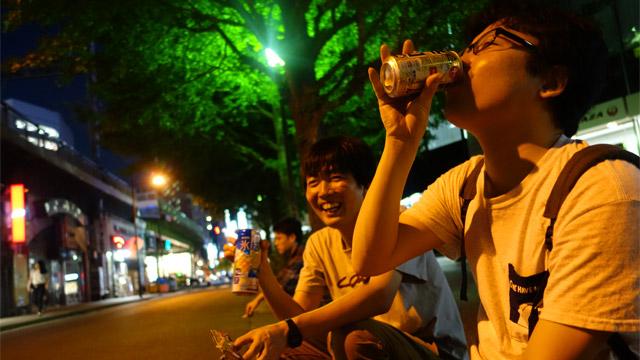 バンコクか台北みたいな写真ですが、正解は後半に!