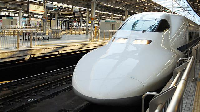 これは日本の新幹線です!