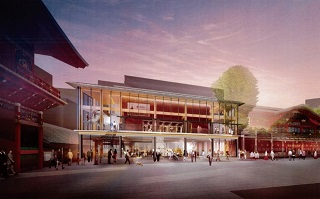 平成31年1月には神田明神に「江戸文化交流館」がオープン予定。日本伝統文化、江戸文化、神道文化などのほか、それこそアニメやアイドルといった新しいカルチャーの発信拠点になるという