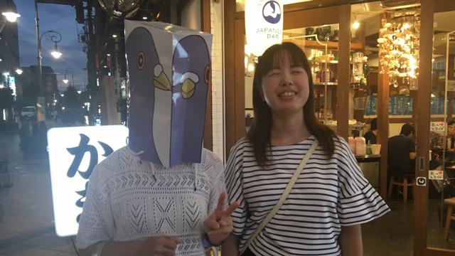 写真左が鈴木さん母