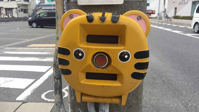 ちょっと調べてみたかぎりだと、静岡にときどきあるみたいだ