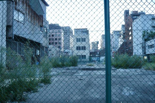 10年前の虎ノ門