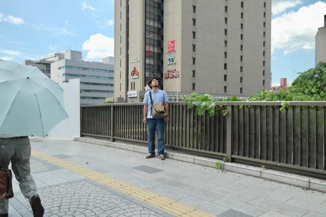 現在の飯田橋