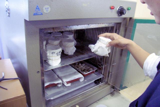納豆の実験に場所を取られながら温めた日もありました。