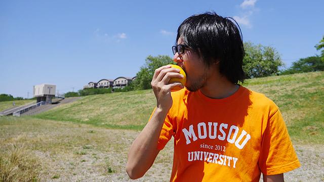 オレンジも美味しければ、