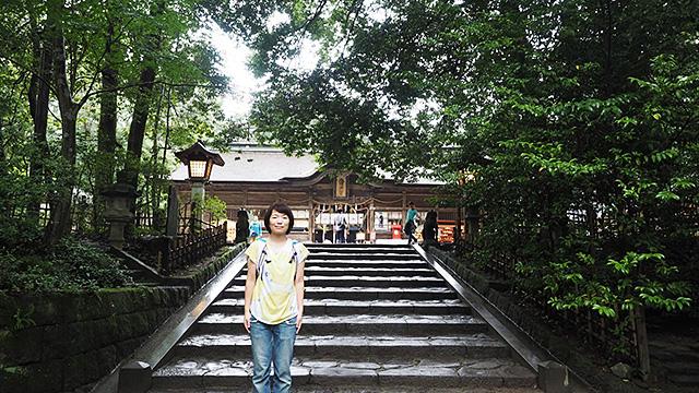 次は仙台出身の福原愛ちゃんなど多くのスポーツ選手が訪れる所。