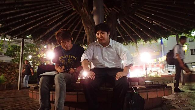 学生相撲の優勝インタビューみたいになった。