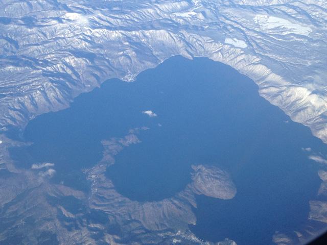 十和田湖(出題:西村)