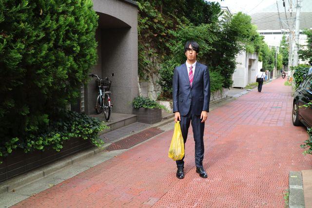 スーツ × ドン・キホーテ