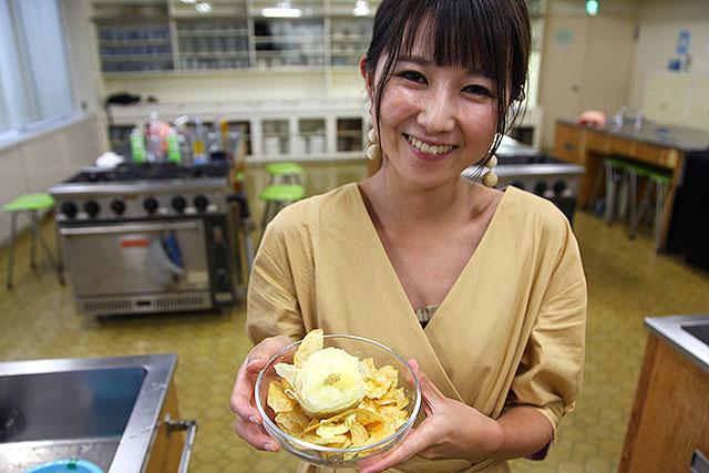 橋本さん作、中年童貞ジャガバター。