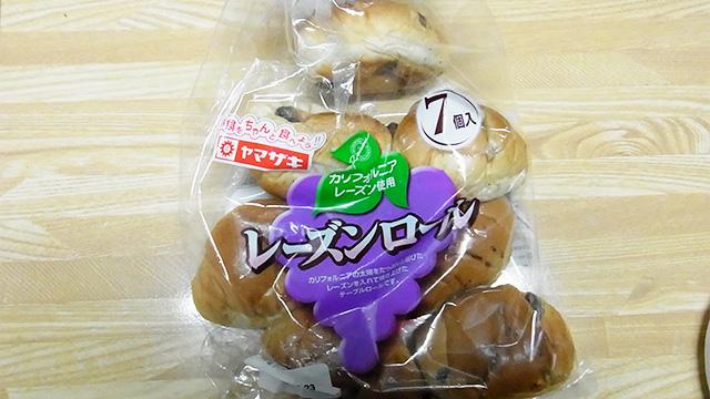レーズンロール189円