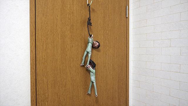 活用法1:部屋のおかざり。連結もできるぞ。