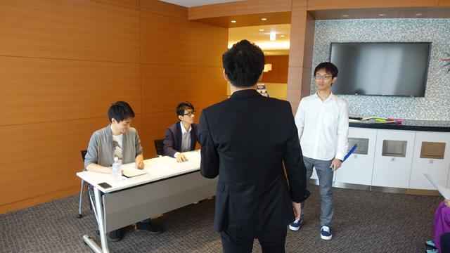 組み合わせを変えてまた出会いのシーン。中野坂さんの異様な存在感がすごかった。