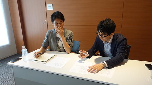古賀さんもあとで聞いたら中野坂さんよかった、と言っていた。
