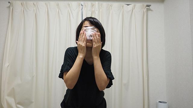 顔の脂を取るのは大人のマナー