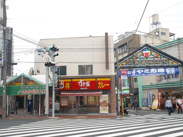 六角橋商店街とふれあい通り