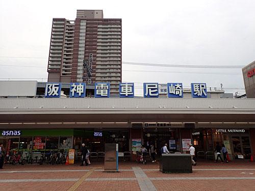 そういえば阪神って野球のチームだけではなく鉄道会社だった。