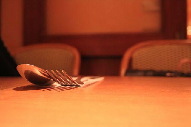 次の写真は「食べもの」。ちなみにこの写真はインスタ映えを意識した。