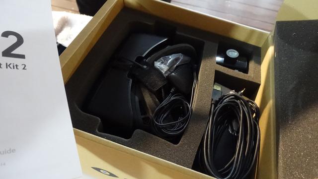 えっ!?「Oculus RiftのDK2ですか!?」