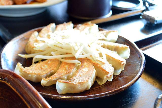 イチ押しの浜松餃子