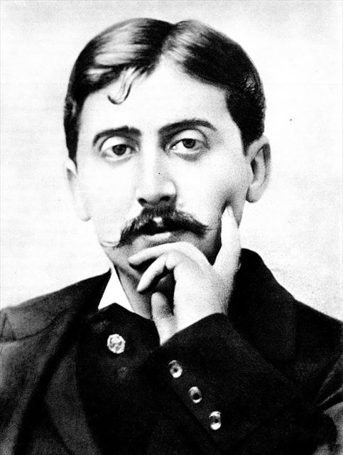 こちらがマルセル・プルーストさん(1871-1922)(Wikipediaより)。