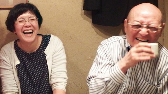 昭和の歌といえばデイリーライター高瀬さん。もちろんお呼びしたが笑いすぎ。そして今回ご尽力いただいた木戸さん