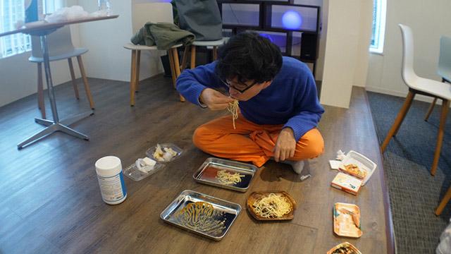 泥棒だ! 泥棒がひとんちで勝手にスパゲッティ食べてるときの非常事態の味だ