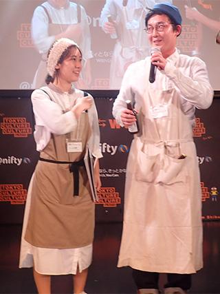長野でクラフトビールを作っている夫婦