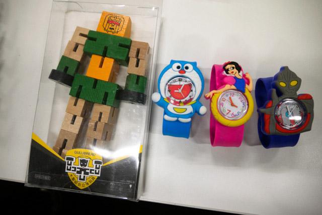 ロボと時計(中国)/購入者:ライターべつやくさん