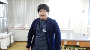 あと企画と関係ありませんが、江ノ島さんが僕のジャケットを着た写真は載せた方がいいと思ったので載せます。
