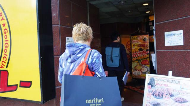 """せっかくなので昼ごはんはここにした。""""歌舞伎町店""""ではなく""""歌舞伎町スタジアム""""なんですね、知らなかった"""