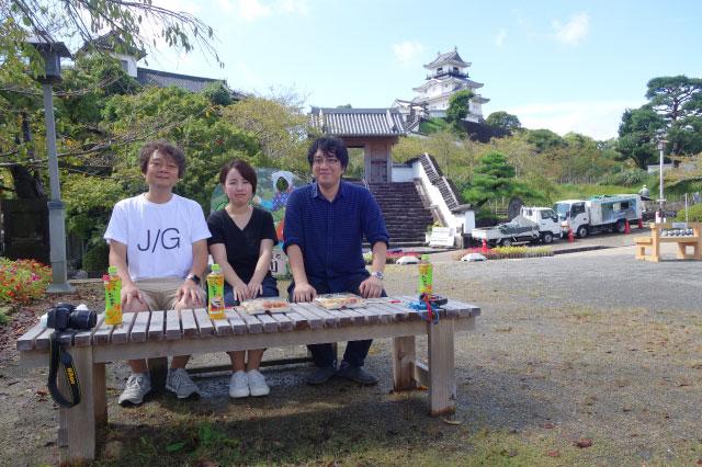 「掛川に行ってきました」記念撮影第二弾
