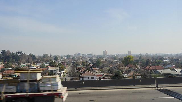 サンティアゴから、
