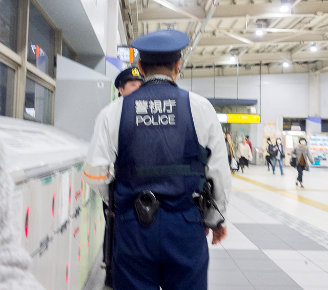 品川駅のコインロッカーに到着。しょっぱな雰囲気が違う。