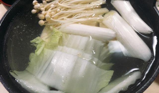 湯豆腐だ!わー!
