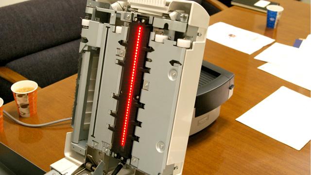 とうとう赤色光の可視光センサーの登場です!