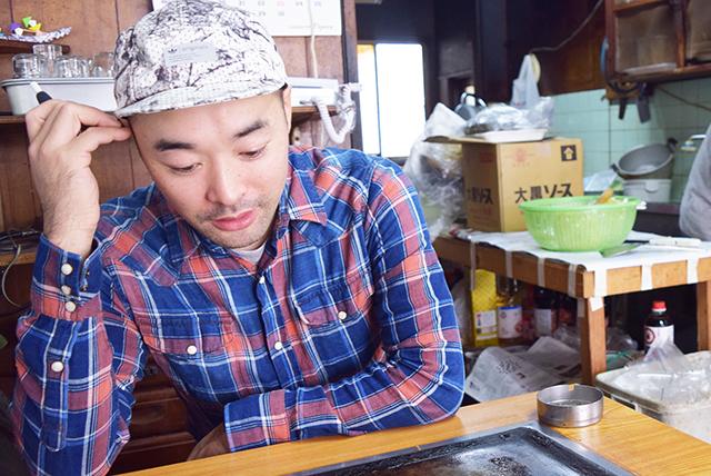 プロフィールは「大阪在住の30代男性でお願いします」とのこと。